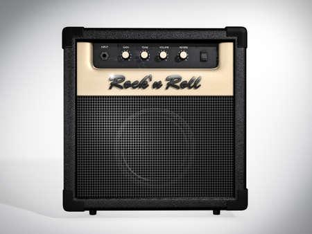 guitar amplifier: Rock n roll amplifier