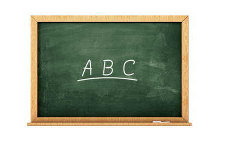 abc 칠판