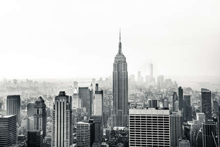 New York city luchtfoto