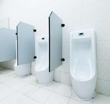 wc: Baum Urinal in der ?ntlichen Toilette Lizenzfreie Bilder