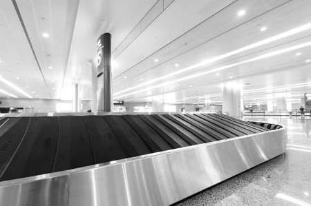 architectural style: Terminal within a modern architectural style