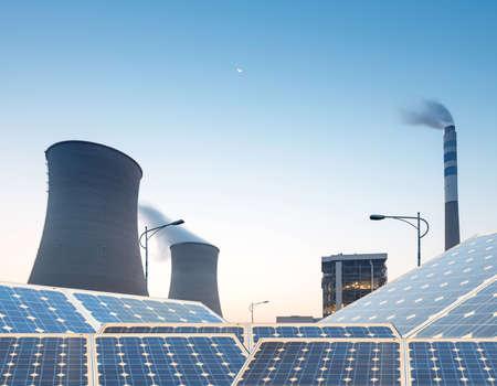 Nuclear energy photo