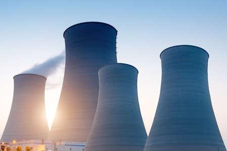 kraftwerk: Die Kernenergie-Kraftwerk