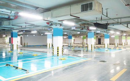 Underground parking Stock fotó - 36109981