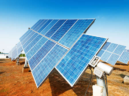 pv: Solar panels - tracking system