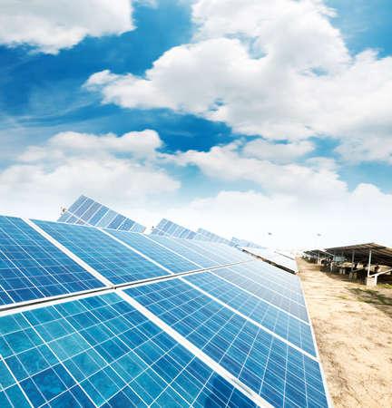 provision: Solar panels - tracking system