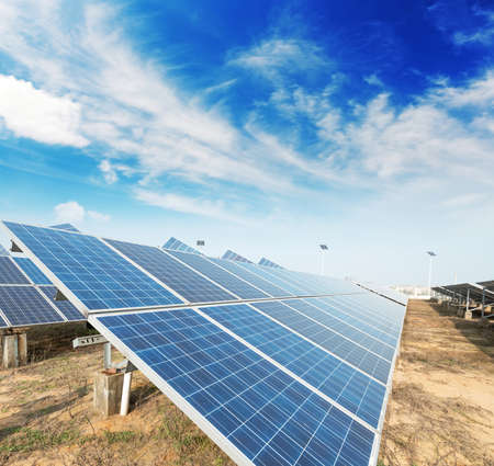 heat radiation: Solar panels - tracking system