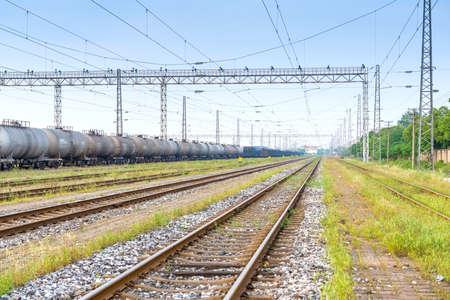 the way forward: The way forward railway