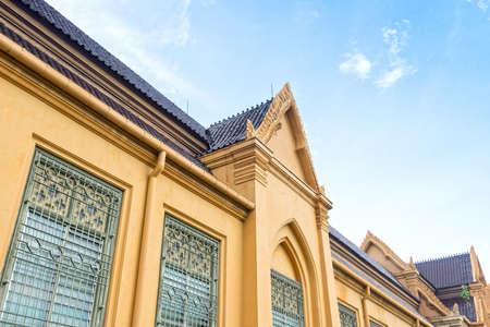 the grand palace: A golden pagoda, Grand Palace, Bangkok, Thailand