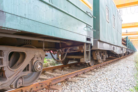 freight train: Freight train