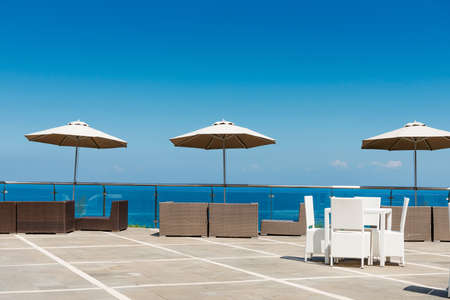 idling: Beach chairs Editorial