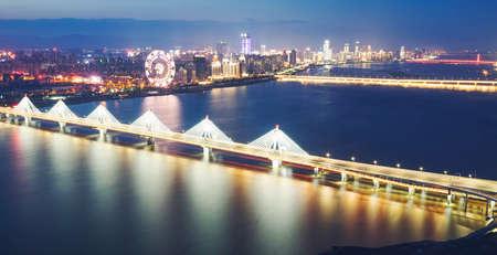Nanchang, Jiangxi river views