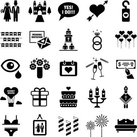 Wedding iconen
