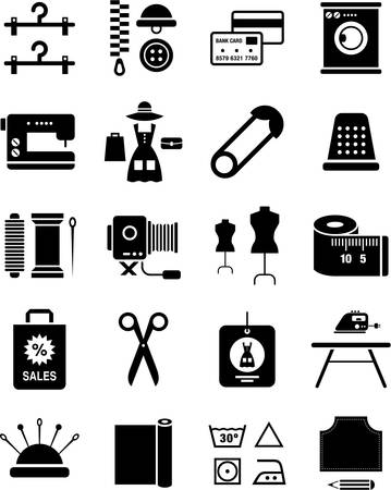 costurera: Iconos de la moda