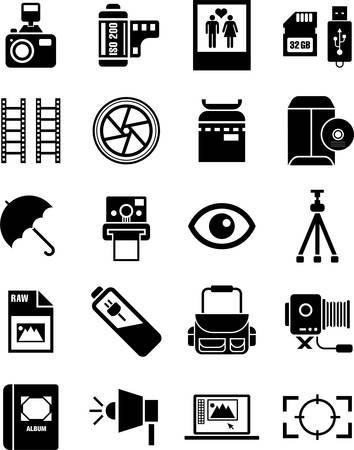 photography: Fotografie Symbole