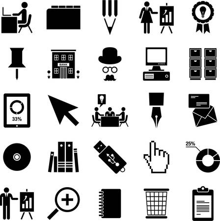 archive: Business icons