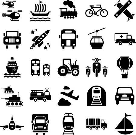 tank ship: Transport icons