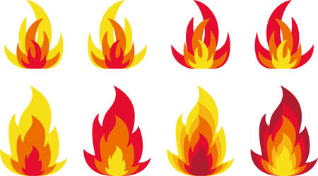 lángok: Flames