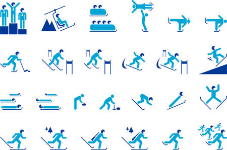 chairlift: Winter Sports