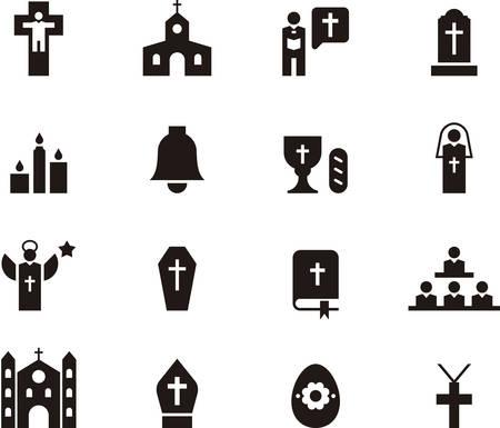 religion catolica: Iconos de religión católica