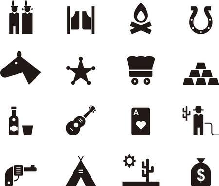far: FAR WEST icons