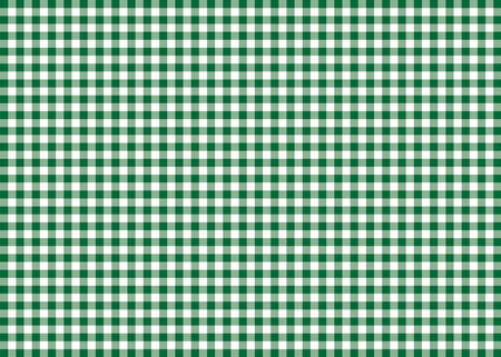 gingham: Dark Green Gingham Pattern Background