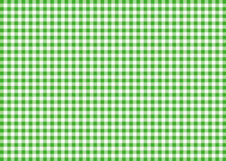 gingham: Light Green Gingham Pattern Background Stock Photo