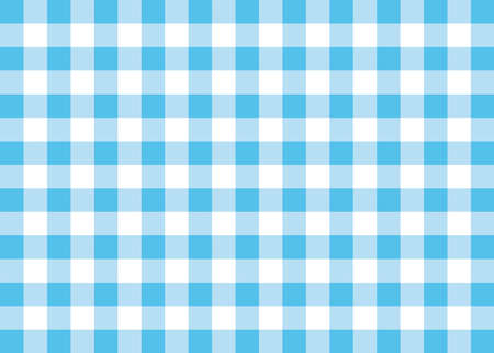 Light Blue Gingham Pattern Background