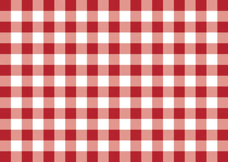 Dark Red Gingham Pattern Background Фото со стока