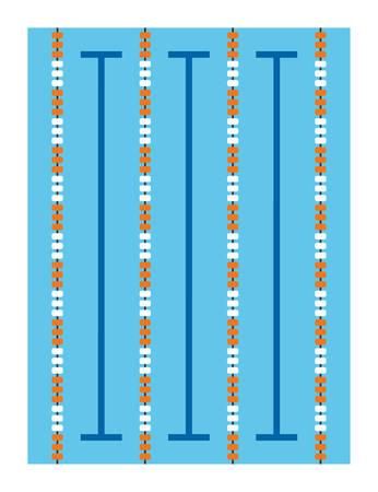 Ilustracji wektorowych puli Ilustracje wektorowe