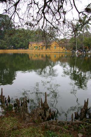 residency: Residency summer of Ho Chi Minh in Hanoi, Vietnam