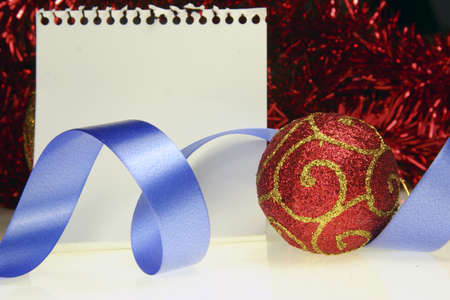 Decorative ornaments for the celebration of Christmas Stock Photo - 3953259