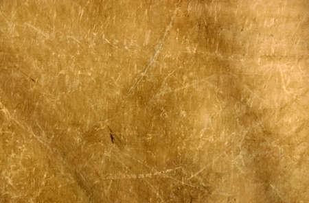 parchment: Ocher color texture of parchment