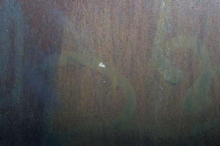 oxidized: Piezas industriales de la planta y tornillos oxidados del metal Foto de archivo