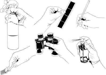 manos: Share with your hands