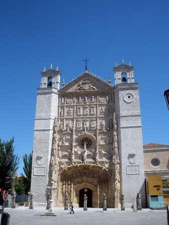 pablo: Chiesa di San pablo il valladolid