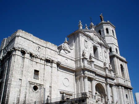 cathedral the valladolid photo