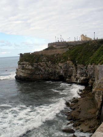 cantabrian: cantabrian sea in gijon