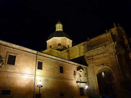 salamanca: church of the Purisima in salamanca