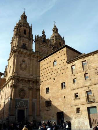 klerus: Klerus von Salamanca in Spanien