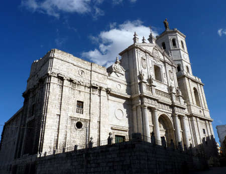Cathedral of Valladolid in Spain photo