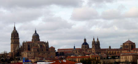 salamanca: salamanca cathedral