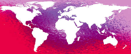 world map Stock Photo - 6978944
