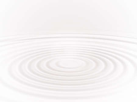 A white ripple as milk for your backgrounds
