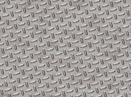 Grey diamond plate texture for your backgrounds photo