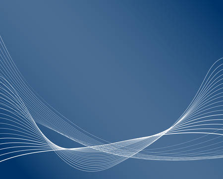 darck: Vector illustration of a blue background with stripes
