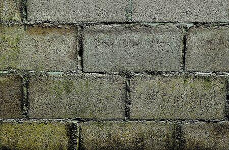 backgorund: Concrete blocks pattern close up for backgorund.