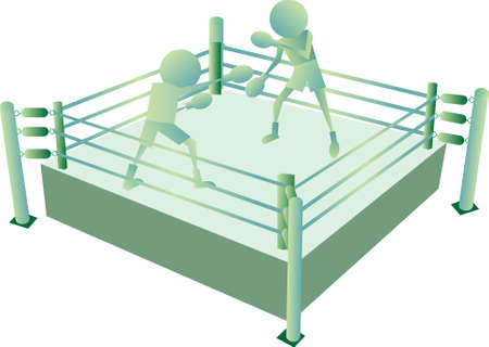 boxing Vector