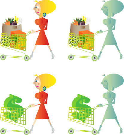 know how: women know how to spend money