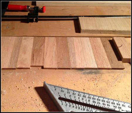 木工業用具およびワークベンチの木